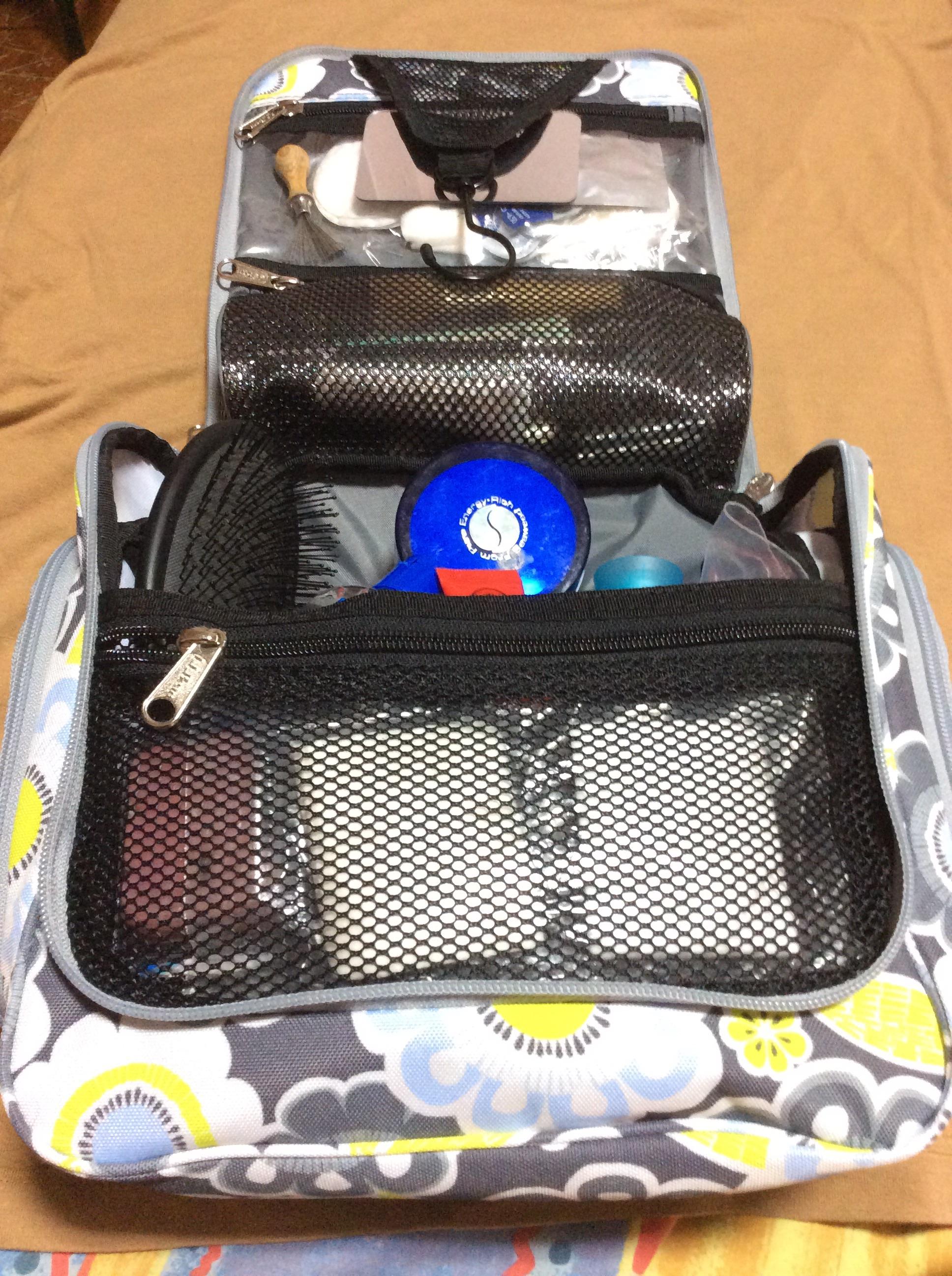 4dfc32116a L.L. Bean Personal Organizer Toiletry Bag
